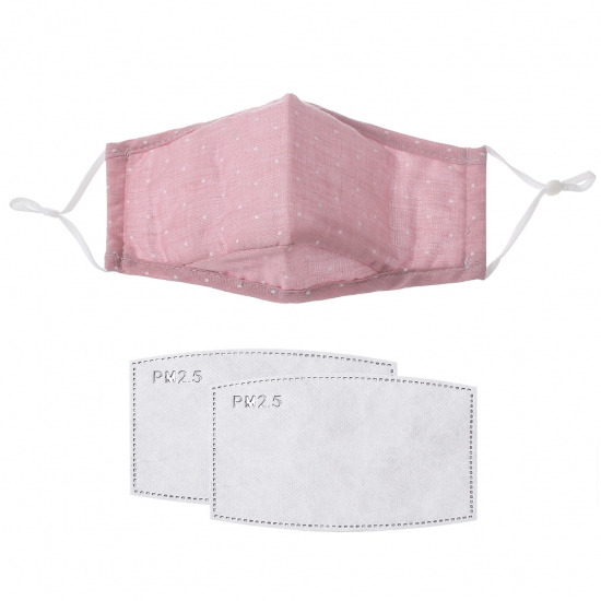 Pink Dot Mask