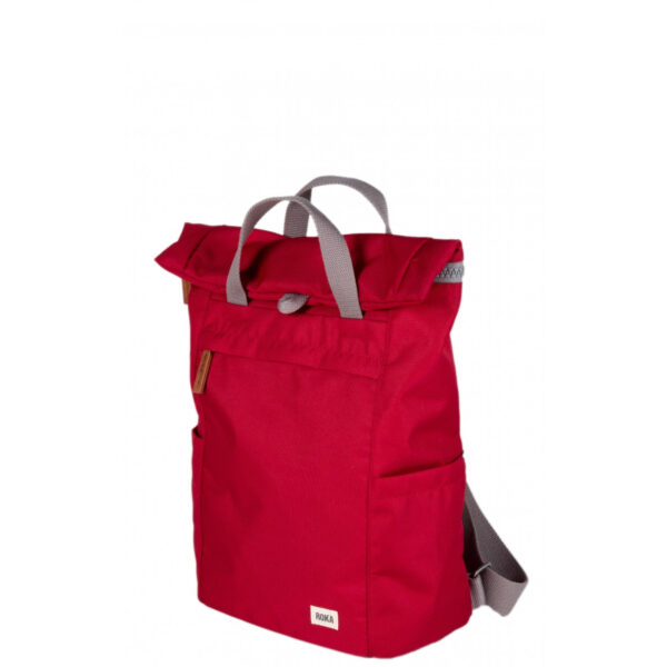 Vocanic Red Backpack